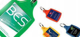 Recycled Keyrings