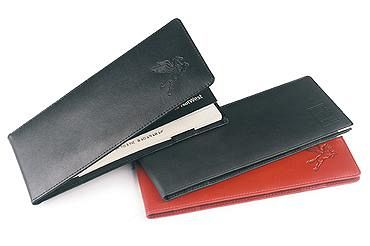 Cheque Book Wallets