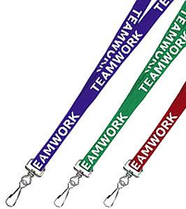 Conference Polyester Lanyards