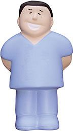 Male Nurse Stress Toys
