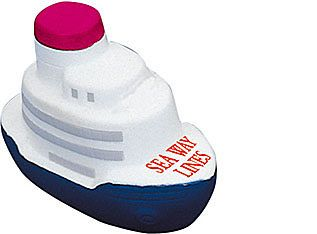 Passenger Ship Stress Toys