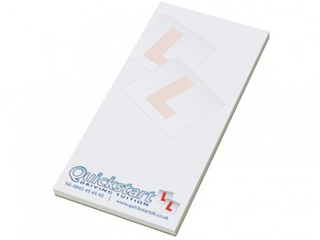 1/3 A4 Note Pads