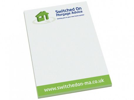 A6 Note Pads